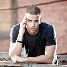"Mark Salling  He can ""PUCK"" me anytime, anywhere!  lol"