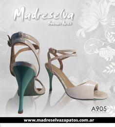 Tango shoes by Madreselva