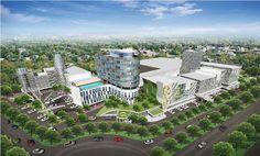Galuh Mas Central Business Park