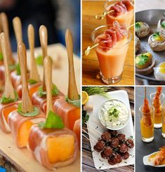be fr wp-content uploads 2015 11 amuse-bouches. Watermelon Appetizer, Salmon Appetizer, Watermelon And Feta, Watermelon Recipes, No Cook Appetizers, Cheese Appetizers, Healthy Appetizers, Tapas, Easy July 4th Recipes