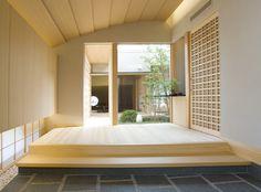 ❤️AI❤️ Bedroom Minimalist, Minimalist House Design, Minimalist Home, Japanese Modern House, Japanese Interior Design, Japanese Style, Japan Room, Japanese Bedroom, Asian House