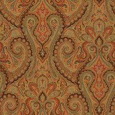 HERA PAISLEY CHAMPAGNE - Paisley - Shop By Pattern - Fabric - Calico Corners