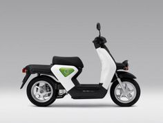Honda Unveils All-New Electric Scooter, the EV-neo