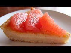 Pink Grapefruit Pie - Unique Dessert Recipe