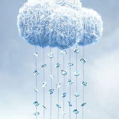 Camper weather app. Rain.