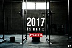 2017 Is Mine