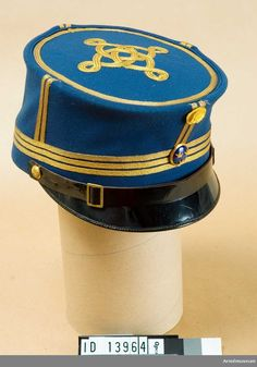 Forage Cap for Captain at the Army Corps of Engineers. Army Corps Of Engineers, Armors, Old World, Captain Hat, Art, Style, Sweden, History, Art Background