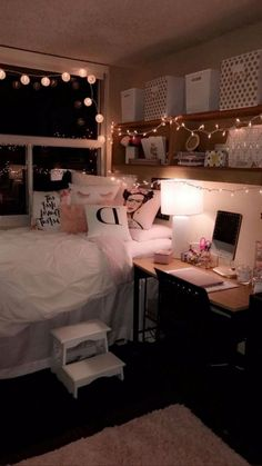 86 the basic facts of bedroom ideas for teen girls dream rooms teenagers girly H. 86 the basic facts of bedroom ideas for teen girls dream rooms teenagers girly Home Decor bedroom d Cute Girls Bedrooms, Cute Bedroom Ideas, Cute Room Decor, Teen Girl Rooms, Room Ideas Bedroom, Small Room Bedroom, Home Decor Bedroom, Dorm Room, Small Teen Room