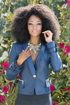 'Chicago Med's' Yaya DaCosta previews looks for fall