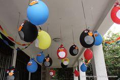 Festa Angry Birds: ideias para você fazer a sua! http://www.mildicasdemae.com.br/2014/05/festa-angry-birds.html