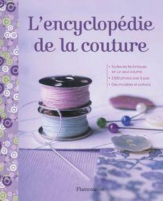 Loisirs - L'encyclopédie de la couture - Alison Smith - Flammarion editions