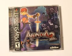 Alundra 2 PlayStation One Video Game