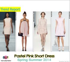 2014  PASTEL FASHION TRENDS | Fashion Trends for Spring Summer 2014.More Pastel Colors Fashion Trend ...