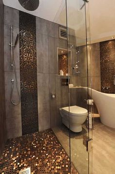 keramik kamar mandi minimalis keren
