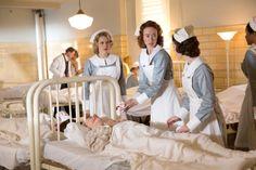'The Originals' Episode 14 Photos: Nurse Rebekah - Rebekah, Genevieve and Clara