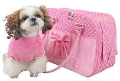 Accesorios para Perros: Bolsos de Viaje homologados para Mascotas!