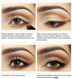 Smokey eye from day to night!  #Howto #tutorials #pictorial #eyemakeup - bellashoot.com