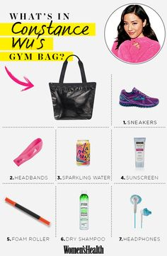 Fresh Off the Boat's Constance Wu Shares Her Workout Essentials
