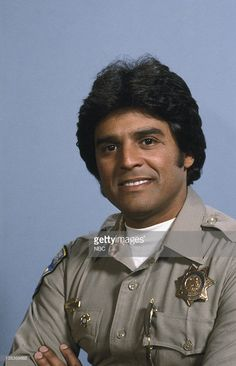 Erik Estrada as Officer Francis Llewellyn 'Ponch' Poncherello Larry Wilcox, The Originals Show, Cop Show, Fact Families, Old Shows, Tv Land, May 1, Old Tv, Good Times
