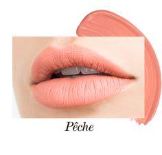 Peche Long-Wear Lip Crème Liquid Lipstick | Jouer Cosmetics