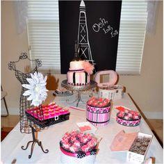 Paris birthday girl party Birthday Games, Birthday Bash, Birthday Ideas, Birthday Parties, Happy 15th Birthday, Paris Birthday, Theme Ideas, Party Ideas, Gift Ideas