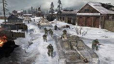 Company of Heroes 2 adds new server system and map inAftermath update - Multiplayer lag is the primary enemy ofCompany of Heroes new Aftermath update. Launched yesterday, the RTS's new features boast an improved server system that Company Of Heroes 2, Summer Drawings, Operation Barbarossa, Red Army, Military Art, Past, Painting, Outdoor, Gaming