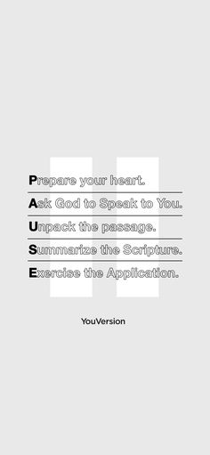 How do you study the Bible? Here are 5 steps… - YouVersion