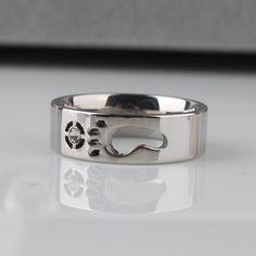 Footprint Ring