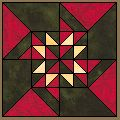 Christmas Quilt 2002 Pattern