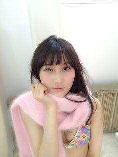 Yagura Fuuko (矢倉楓子) - NMB48 / AKB48 - Team M / Team A - #gravure #jpop #idol #nmb48 #beautiful #japan #Google+ #selfie