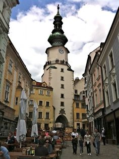 Best Old World Day Trip From Vienna: Bratislava