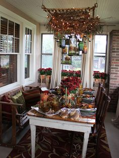 Bachman's 2015 Fall Ideas House- Itsy Bits And Pieces