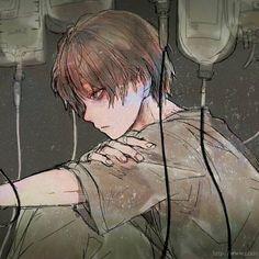#animeboy #anime #died #killer #patience #creepy #scary #pain #hurt #sadness #sad #darkness #dark #black #manga #japan #alone #drawing #art #fanart #likeforlike #followme #monster#heart #help #boy #broken