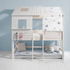 multifunktionsbett adrian hochbett multifunktionsbett kinderbett bett m bel kinderzimmer. Black Bedroom Furniture Sets. Home Design Ideas