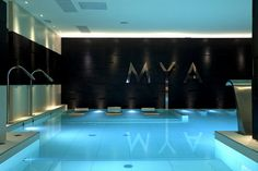 MYA spa & wellness - Genova (GE) Designed and realized by AFA Arredamenti. Check out more projects on our website www.afa.it