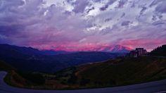 Arc en ciel sur l'Arbizon #Peyragudes #Peyresourde #Montagne #Ski #Pyrenees #NPY #npyski