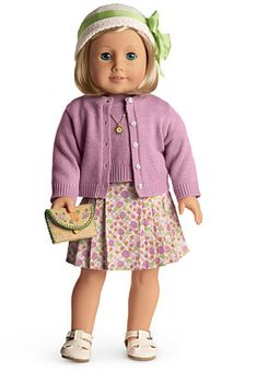 Toy: American Girl Doll Kit Kittredge