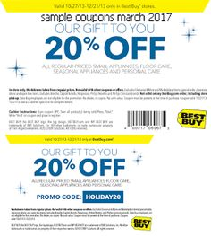 Best Buy coupons for march 2017