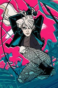 Black Canary by Annie Wu! Is is June yet? New book coming from Brenden Fletch and DC