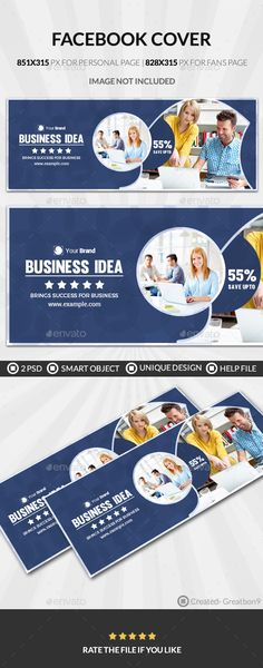 Facebook Cover Real Estate Business, Corporate Business, Business Branding, Business Card Design, Facebook Cover Design, Facebook Cover Template, Facebook Timeline Covers, Thumbnail Youtube, Teacher Business Cards