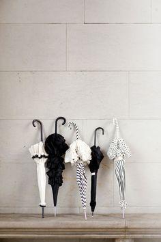 Beautiful umbrellas by Lisbeth Dahl Copenhagen www.artandmore-shop.de