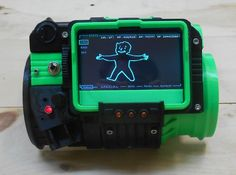 Hackers | Pipboy 3000