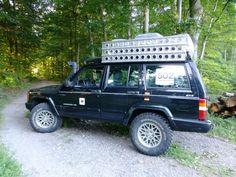 Offroad-Tec Dachgepäckträger Jeep Cherokee
