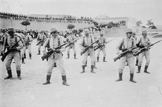 April 12, 1916. Portuguese occupy the Kionga Triangle in German East Africa. Economically poor and militarily weak, the Portuguese military relied heavily on British advising and supplies after their entry to WW1. Portugal joined the Entente in 1916, hoping to wrap up long-winded border skirmishes with the Germans on the borders of their African colonies.