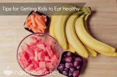 Tips for getting kids to eat healthy #cbias