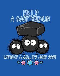 Help A Soot Gremlin