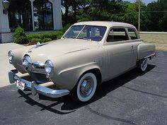 1950 Stude Bullet Nose