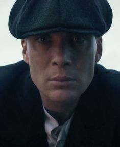 Tommy Shelby, close up. Cillian Murphy.