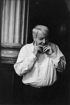 Date: 1967 Title: Charles Munch, Paris