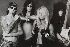 That Time Motley Crue Fired Vince Neil